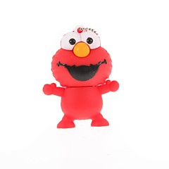 zp cartoon kikker karakter usb flash drive 8gb