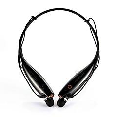 billige Bluetooth-hodetelefoner-I øret Trådløs Hodetelefoner Plast Sport og trening øretelefon Med mikrofon / Støyisolerende Headset