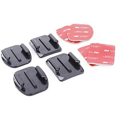 Flat Adhesive Pads Curved Adhesive Pads Yapışkan İçin Hepsi Uniwersalny