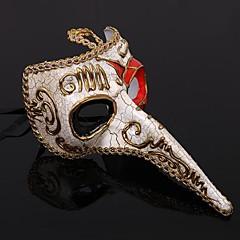 Cosplay Maske Mann Halloween Fest/Feiertage Halloween Kostüme Vintage