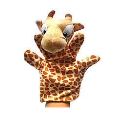 Fingerpuppe Spielzeuge Tiere Hirsch Neuheit Jungen Mädchen Stücke