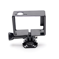 cheap Sports Action Cameras & Accessories  For Gopro-Accessories Smooth Frame Mount / Holder High Quality For Action Camera Gopro 4 Gopro 3+ Gopro 2 Sports DV Ski / Snowboard Diving Surfing