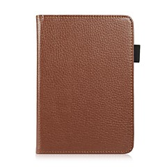 billige Nettbrettetuier-Etui Til Amazon Heldekkende etui Tablet Cases Spesielt design Hard PU Leather til