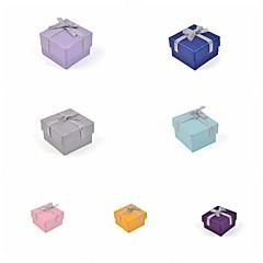 ленты лук бумаги кольцо коробка