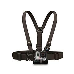 チェストストラップ ヘッドストラップ ストラップ のために-アクションカメラ,Gopro 5 Gopro 4 Gopro 3+ Gopro 2 ユニバーサル 航空 映画や音楽 狩猟と釣り スカイダイビング ウェイクボード ダイビング スキー サーフィン