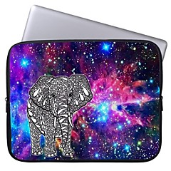 cheap Laptop Bags-Elonbo Bright Star and Elephant 13'' Laptop Waterproof Sleeve Case Bag for Macbook Pro/Air Dell HP Acer