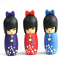 16GB artoon japonez papusa 2.0 Flash Drive Pen Drive