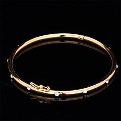 preiswerte Modische Armbänder-Armbänder (Aleación/Platiert/Strass) - für Unisex - Retro/Niedlich/Party/Business/Freizeit