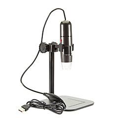 einstellbar 8 geführt 1000x USB Digital Mikroskop Endoskop Lupe Otoskop Lupe mit Standfuß