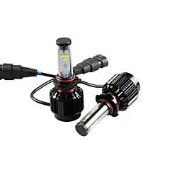 billiga LED-lampor för bil-Huvudlampa Bilar Vattentät 6000K/8000K/5000K 9006