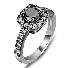 levne -Dámské Prsteny s kamenem Syntetický safír Syntetické drahé kameny Zirkon Šperky Pro Svatební Párty Denní Ležérní Sport