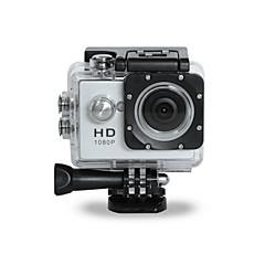 tanie Kamery sportowe i akcesoria GoPro-RICH A9 Action Camera / Kamery sportowe 1920x1080Pixel Wielofunkcyjny / Wodoodporne / Szeroki kąt 2inch Angielski / Francuski / Niemiecki