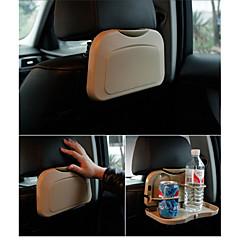 Car Dining Table Beverage Rack Folding Cup Holder 3Color