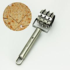 tanie Przybory do pieczenia-Narzędzia do pieczenia Stal nierdzewna Pizza Wałek 1 szt.