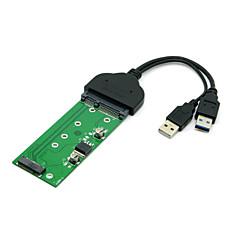 "halpa -usb 3.0 SATA 2.5 ""kiintolevy M.2 ngff pci-e 2 kaistaa SSD e431 e531 x240 y410p y510"