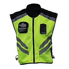 RIDING-TRIBE Motorcycle Bike Racing High Visible Reflective Warning Cloth Vest