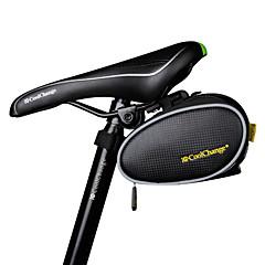 お買い得  自転車用バッグ-CoolChange 4 L 自転車用サドルバッグ 防水, 防湿, 耐久性 自転車用バッグ TPU 自転車用バッグ サイクリングバッグ サイクリング / バイク