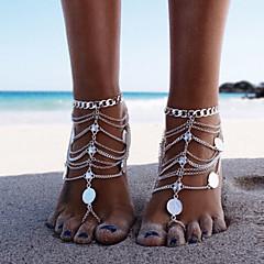 Žene Kratka čarapa/Narukvice Legura Punk stil Više slojeva Vintage Bikini kostim nakit Jewelry Jewelry Za Party Plaža