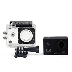 cheap Sports Action Cameras-SDV-105 Sports Action Camera 12MP 2560 x 1920 WiFi Waterproof All in One Panorama 2 CMOS 32 GB H.264 30 MHunting and Fishing Radio