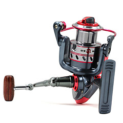 cheap Fishing Reels-Fishing Reel Spinning Reels 4.9:1 Gear Ratio+11 Ball Bearings Exchangable Sea Fishing Bait Casting Ice Fishing Spinning Freshwater