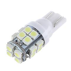お買い得  車用インテリアライト-LORCOO 2pcs T10 車載 電球 5W W lm 20 インテリアライト