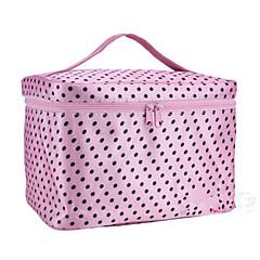 Χαμηλού Κόστους Bags on sale-Γυναικείο PU Καθημερινή Νεσεσέρ καλλυντικών Ροζ / Μπλε / Κόκκινο