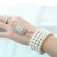 cheap Bracelets-Women's Bracelet - Stylish Bracelet White For Wedding / Party / Evening / Event / Party
