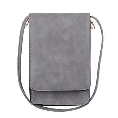 Χαμηλού Κόστους Bags on sale-Καθημερινή / Για εξωτερικούς χώρους / Γραφείο & Καριέρα -Τσάντα ώμου / Πορτοφόλι / Θήκη για κάρτα & ταυτότητα / Θήκη για κέρματα / Κινητό