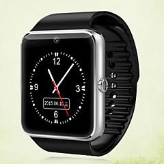 tanie Inteligentne zegarki-Inteligentny zegarek na Android Odbieranie bez użycia rąk / Ekran dotykowy / Kamera / Dźwięk / Lokalizator Czasomierze / Stoper / Krokomierz / Powiadamianie o połączeniu telefonicznym / Kalendarz