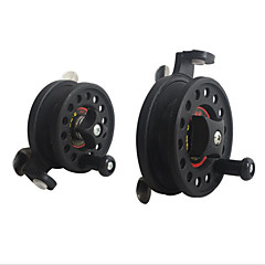 cheap Fishing Reels-Ice Fishing Reels Fly Reels 1:1 Gear Ratio+2 Ball Bearings Right-handed Fly Fishing Ice Fishing - FX50
