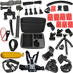 cheap Sports Action Cameras & Accessories  For Gopro-Case / Bags / Adhesive Mounts / Straps Waterproof / Floating For Action Camera Gopro 6 / All Gopro / Gopro 5 Diving / Surfing / Universal
