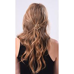 halpa -Hiusklipsu Metalliseos Kultainen