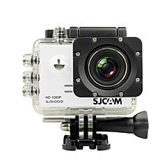 SJCAM SJ5000 Akční kamera / Sportovní kamera 12MP / 14MP 4000 x 3000 LCD / Voděodolné 4X ± 2EV 2 CMOS 32 GB H.264Jedna fotografie /