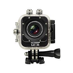 tanie Kamery sportowe i akcesoria GoPro-SJCAM M10 Action Camera / Kamery sportowe 12 mp 4000 x 3000 Pixel Wodoodporne / Wielofunkcyjny / Wygodny 60fps / 30 fps 4X 1.5 in CMOS 32 GB H.264 Angielski / Francuski / Niemiecki Pojedyncze zdjęcie