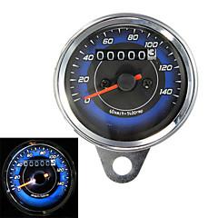 tanie Części do motocykli i quadów-motocykl prowadził licznik kilometrów& obrotomierz miernik Miernik 0-140km / h