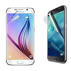 billige Telefoner og nettbrett-Skjermbeskytter til Samsung Galaxy S7 PET Skjermbeskyttelse Anti-fingeravtrykk