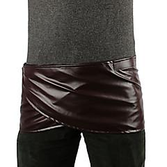 お買い得  Attack on Titan コスプレ衣装-に触発さ 進撃の巨人 エレン・イェーガー アニメ系 コスプレ衣装 コスプレトップス/ボトムス 多くのアクセサリー パッチワーク エプロン 多くのアクセサリー 用途 男女兼用