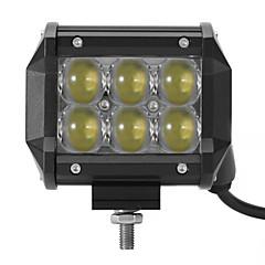Χαμηλού Κόστους Φώτα Ημέρας-Αυτοκίνητο Λάμπες 18W 1800lm 48PCS LED Φως Εργασίας