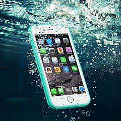 Für iPhone 8 iPhone 8 Plus iPhone 7 iPhone 7 Plus iPhone 6 iPhone 6 Plus Hüllen Cover Wasserdicht Transparent Handyhülle für das ganze