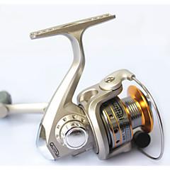 billiga Fiskerullar-Snurrande hjul 5.1:1 Växlingsförhållande+6 Kullager Hand Orientering utbytbar Spinnfiske Färskvatten Fiske Andra Generellt fiske