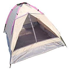 LANGYA 2 Pessoas Tenda Único Barraca de acampamento Um Quarto Secagem Rápida Respirabilidade para Campismo CM