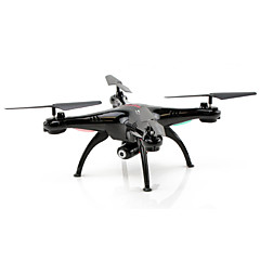 RC Drone SYMA X5SW 4-kanaals 6 AS 2.4G Met 2.0MP HD-camera RC quadcopter FPV Terugkeer Via 1 Toets Auto-Takeoff Failsafe Headless-modus