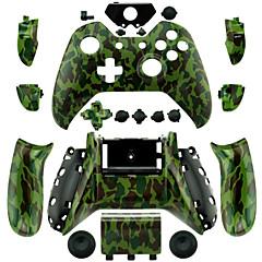 במקרה בקר תחליף בקר Xbox אחד (ירוק)