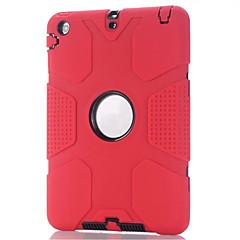 à prova de choque para Apple iPad mini-1/2/3 borracha resistente filme capinha duro tela capa protetora