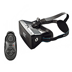 controle ímã realidade óculos 3d virtuais vr para 3,5 ~ 6 smartphones RITech ii + controlador do bluetooth