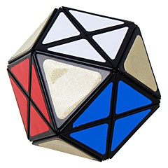 billiga Leksaker och spel-Rubiks kub WMS Alien Helicopter Mjuk hastighetskub Magiska kuber Pusselkub professionell nivå Hastighet Present Klassisk & Tidlös Flickor