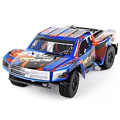billige Fjernstyrte biler-Radiostyrt Bil WL Toys L979 2.4G Jeep 4WD Høyhastighet Driftbil Racerbil Off Road Car Truggy Buggy (Off- Road) 1:12 Børsteløs Elektrisk 60