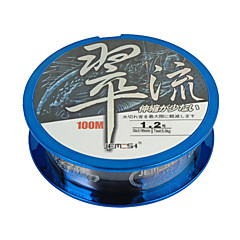 cheap Fishing Lines-100m Nylon Fishing Line Monofilament Strong Quality