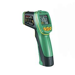tanie Pomiar temperatury-Mastech ms6531b kolorowy ekran termometr na podczerwień (-40 ℃ ~ 800 ℃) Sonda temperatury typu K można podłączyć