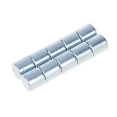 tanie Zabawki magnetyczne-Zabawki magnetyczne Klocki Magnes neodymowy Magnesy ziem rzadkich 10pcs 3mm Magnes Magnetyczne Cylindryczny Zabawki Dla dorosłych Prezent